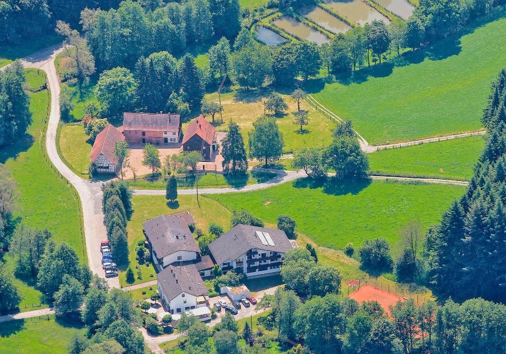 Gasthof Ohrnbachtal Unterkunft Und Gastezimmer Wanderhotel Im
